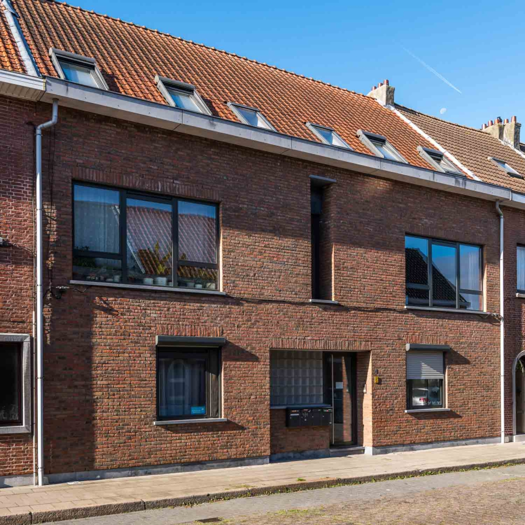 Appartementen Sterrenstraat