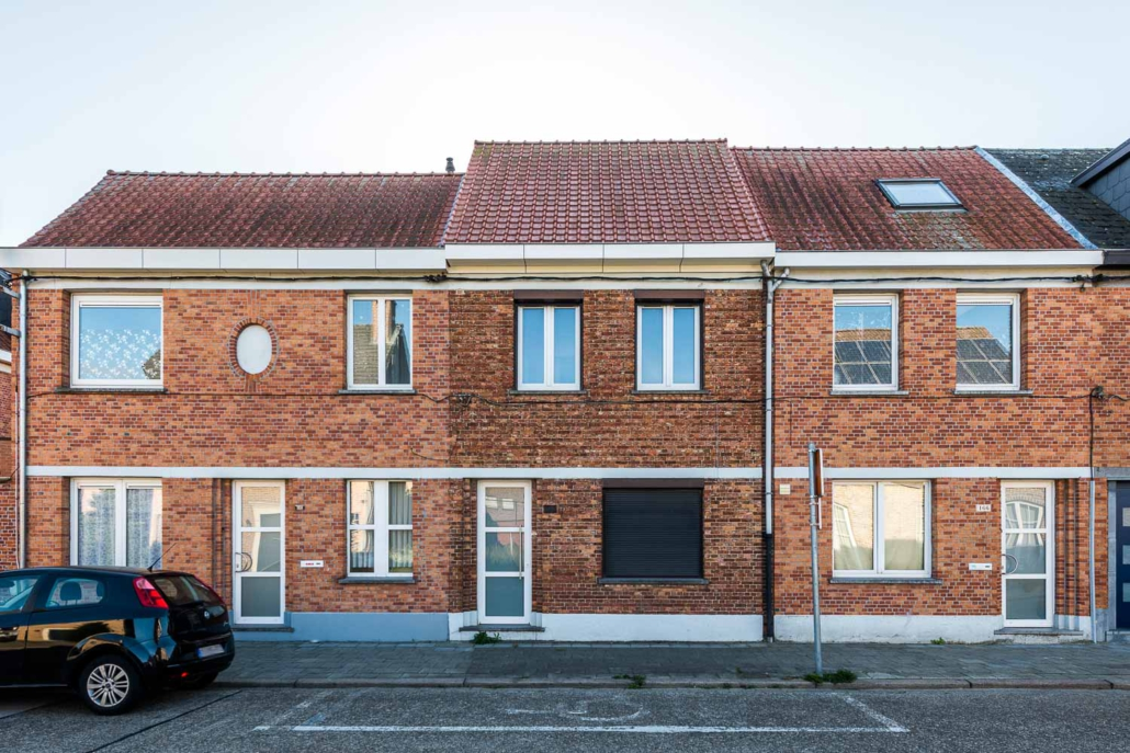 Woningen Pannenhuisstraat