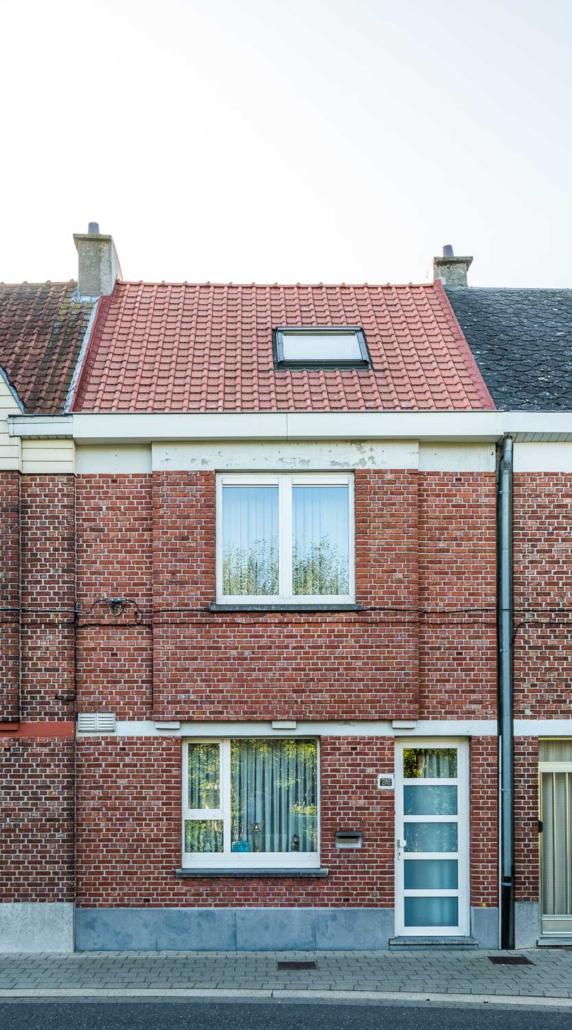 Woning Pannenhuisstraat