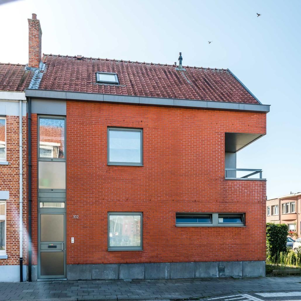 Appartementen Pannenhuisstraat