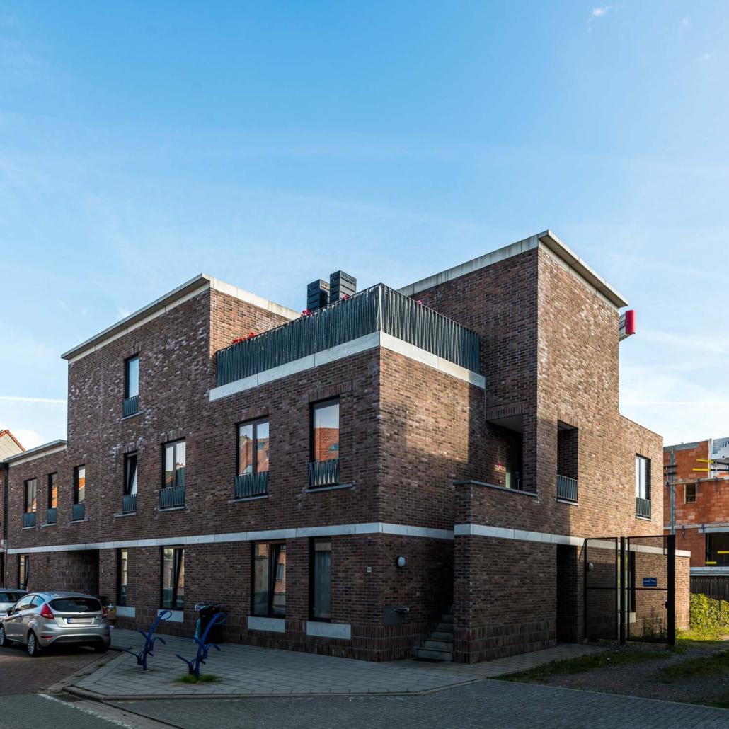 Appartementen Rivierstraat