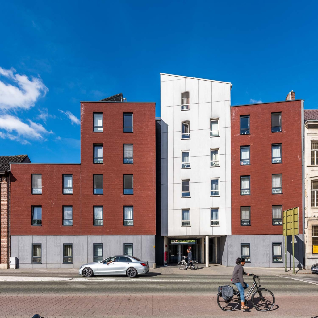 Appartementen Lispersteenweg