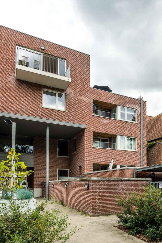 Appartementen Florent Van Cauwenberghstraat