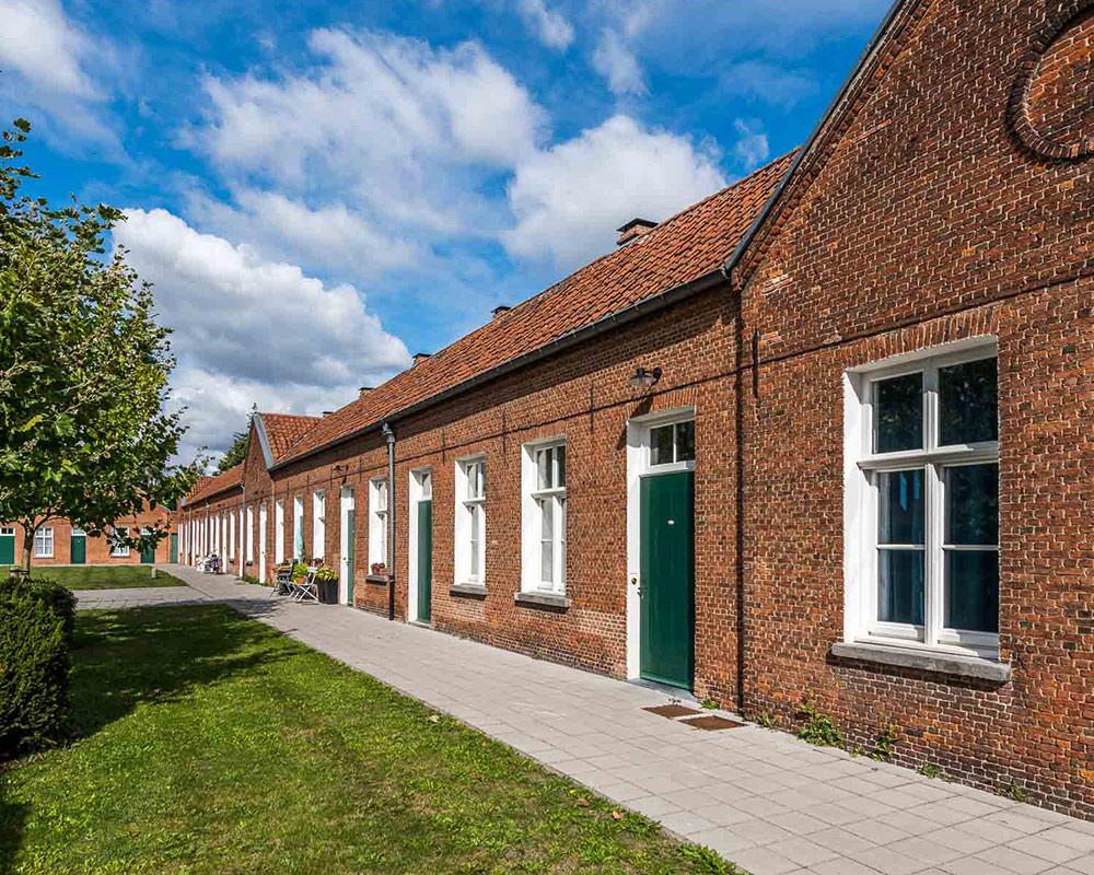 Appartementen Begijnhofstraat