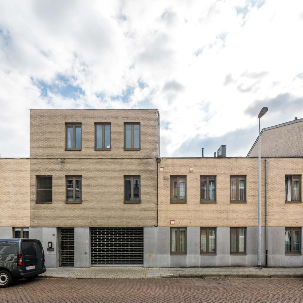 Appartementen Abtsherbergstraat