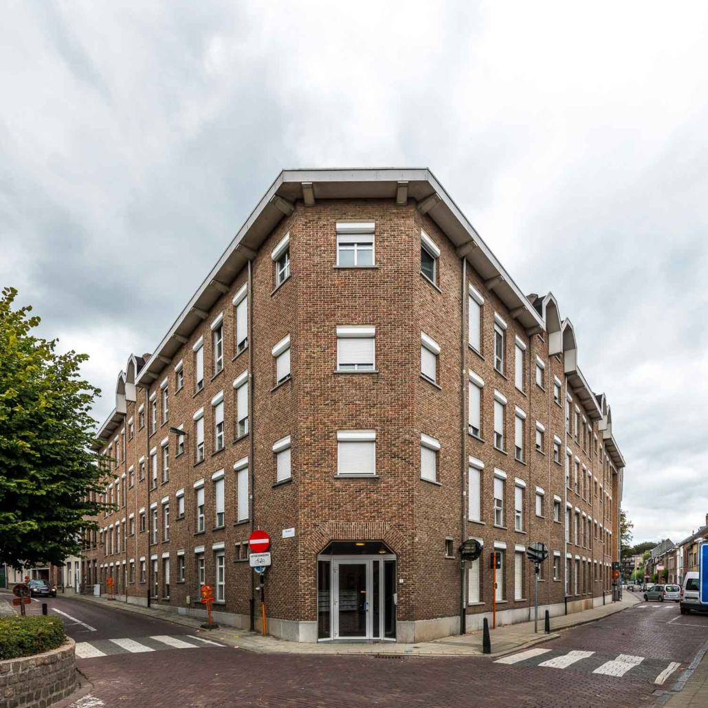 Appartementen Blokstraat