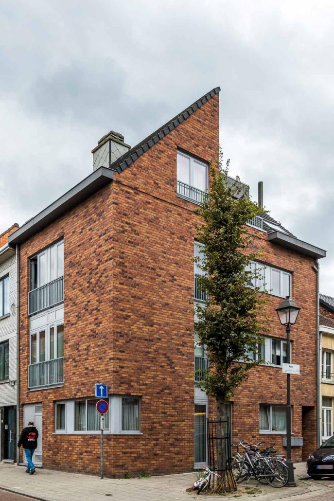Appartementen Kantstraat