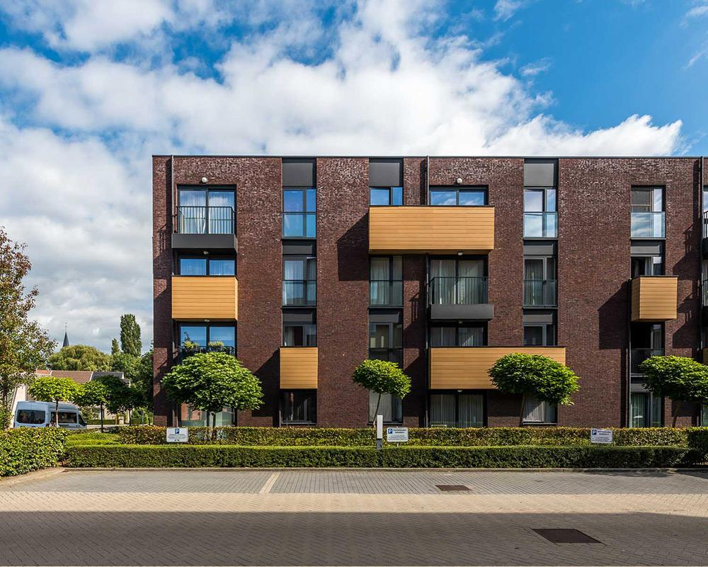 Appartementen Transvaalstraat